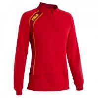 Bluza de trening Joma Half Zipper Rfea rosu W