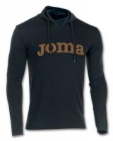 Bluza de trening Joma negru (jaquard)