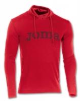 Bluza de trening Joma rosu (jaquard)