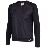 Bluza de trening Joma negru pentru Femei