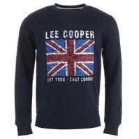 Bluza de trening Lee Cooper Crew LDN pentru Barbati