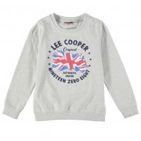 Pulover Lee Cooper Flag Crew pentru baietei