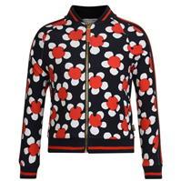 Bluza de trening MARC JACOBS Floral cu fermoar pentru fete pentru Copii
