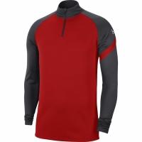 Mergi la Bluza de trening Nike Dry Academy Dril Top-rosu-gri BV6916 657 pentru Barbati