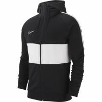 Bluza de trening Nike Dry Academy JKT HD I96 K negru AT5652 010 pentru barbati