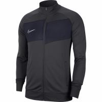 Bluza de trening Nike Dry Academy JKT K gri-bleumarin BV6918 062