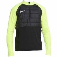 Mergi la Bluza de trening Nike Dry Pad Acd Dril Top Ww negru And verde BQ7473 013 pentru Barbati