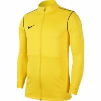 Mergi la Bluza de trening Nike Dry Park 20 TRK JKT galben BV6906 719 Copii