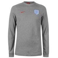 Bluza de trening Nike Anglia cu guler rotund pentru Barbati