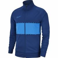 Bluza de trening Nike M NK Dry Academy JKT I96 GX K bleumarin BQ1505 407 pentru femei