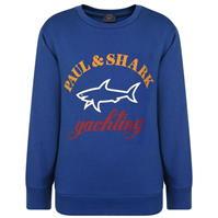 Bluza de trening Paul And Shark Logo pentru baietei