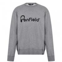 Bluza de trening Penfield gri