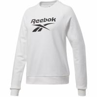 Bluza de trening Reebok clasic Vector Crew FT alb FT6224 pentru femei