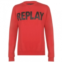 Bluza de trening Replay