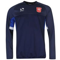 Bluza de trening Sondico FC Twente cu Maneca Lunga Marl pentru Barbati