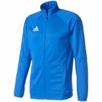 Bluza de trening adidas Tiro 17 antrenament albastru BQ2711 barbati
