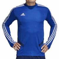 Bluza de trening antrenament barbati Adidas Tiro 19 albastru DT5277 teamwear pentru copii adidas teamwear