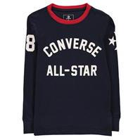 Bluza maneca lunga Converse Retro