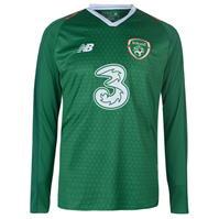 Bluza maneca lunga New Balance Ireland Acasa pentru Barbati