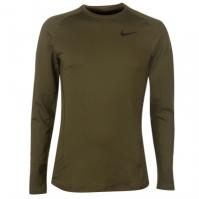Bluza maneca lunga Nike Therma pentru Barbati