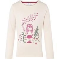 Bluza maneca lunga Rose and Wilde Winnie cu Wand Print Fete