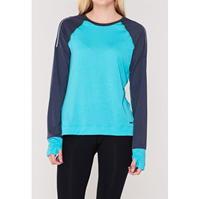 Bluza maneca lunga Sugoi Coast pentru Femei