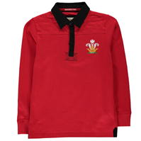 Bluza maneca lunga Team Rugby Rugby pentru baietei