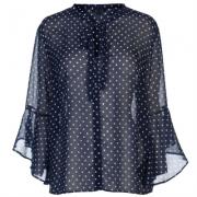 Bluza Miso Print Flute pentru Femei