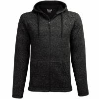 Bluza de trening barbati Outhorn HOZ18 SWM604 negru melange