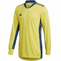Bluza pentru portar Adidas AdiPro 20 cu maneca lunga galben FI4195