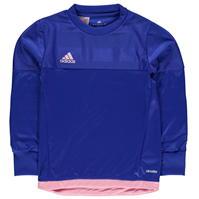 Bluza pentru portar adidas Entry 15 pentru baietei