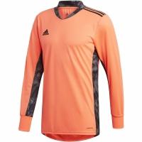 Bluza pentru portar Portar Adidas AdiPro 20 cu maneca lunga Coral FI4191