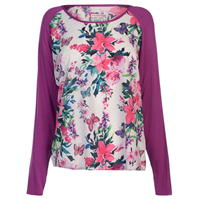 Bluza pijama Rock and Rags Floral Print