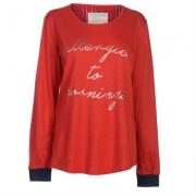 Bluza pijama Rock and Rags Sparkle Slogan
