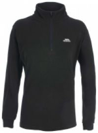 Bluza polar femei Louviers Black Trespass