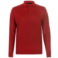 Bluza polo cu maneca lunga Pierre Cardin tricot pentru Barbati