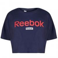 Bluza scurta Reebok Linear pentru Femei