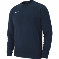 Bluza sport barbati Nike M CRW FLC TM Club 19 bleumarin AJ1466 451