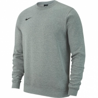 Bluza sport barbati Nike M CRW FLC TM Club 19 j. gri AJ1466 063