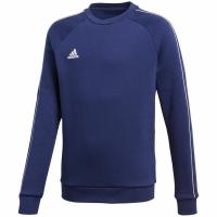 Bluza sport adidas Core 18 CV3968 copii teamwear adidas teamwear