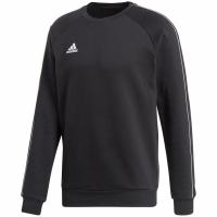 Bluza sport adidas Core 18 negru CE9064 barbati teamwear adidas teamwear