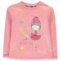 Bluza sport Crafted roz Marl pentru fete pentru copii