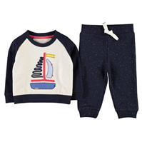 Bluza sport Crafted Set pentru baieti pentru Bebelusi