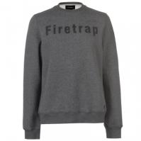 Bluza sport Firetrap imprimeu Graphic pentru Barbati
