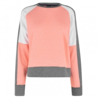 Bluze cu guler rotund LA Gear pentru Femei