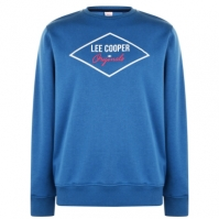 Bluze cu guler rotund Lee Cooper Diamond pentru Barbati