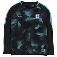 Bluza sport Nike Chelsea fotbal Club Performance pentru baietei