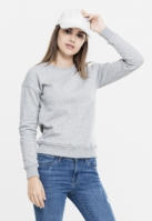 Bluza sport pentru Femei gri Urban Classics