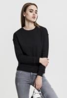 Bluza sport pentru Femei negru Urban Classics