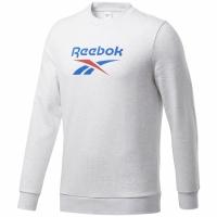 Bluza sport Reebok clasic Vector Crew alb FT7317 pentru Barbati